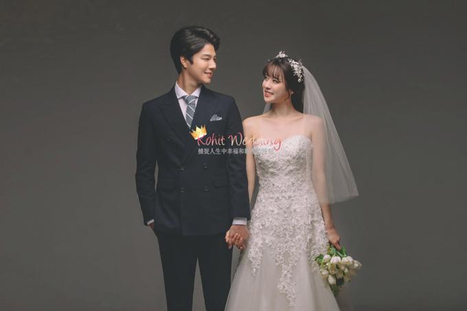 Kohit wedding prewedding in Korea - Nadri studio 31