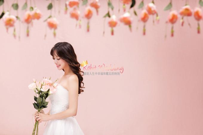 Kohit wedding prewedding in Korea - Nadri studio 38
