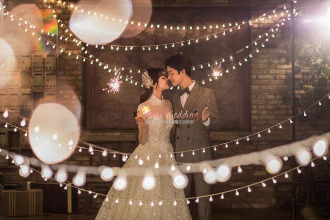 Kohit wedding prewedding in Korea - Nadri studio 45