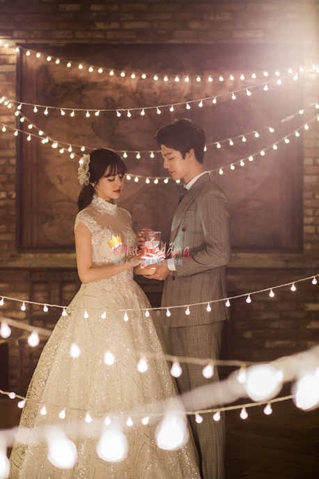 Kohit wedding prewedding in Korea - Nadri studio 46