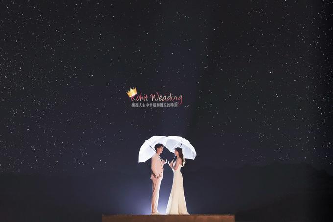 Kohit wedding prewedding in Korea - Nadri studio 48