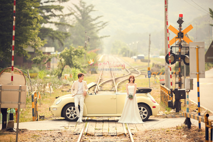 Kohit wedding prewedding in Korea - Nadri studio 49