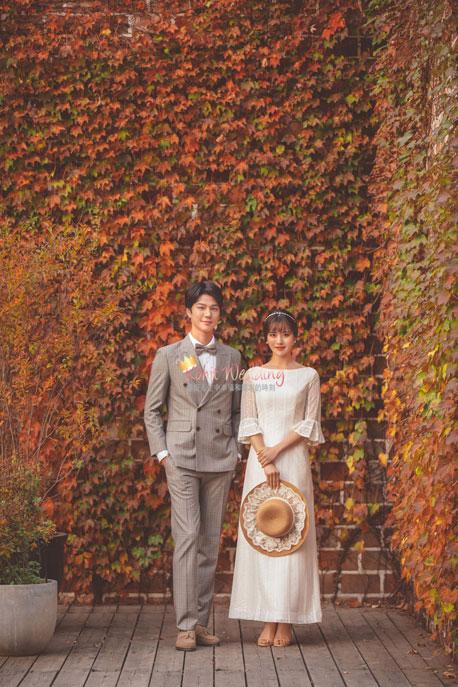 Kohit wedding prewedding in Korea - Nadri studio 56