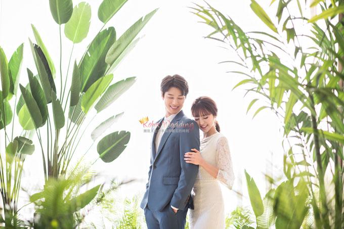 Kohit wedding prewedding in Korea - Nadri studio 8