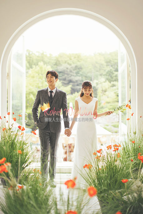 The castle yongma- Kohit wedding korea pre wedding 1