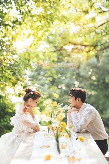 The castle yongma- Kohit wedding korea pre wedding 2a