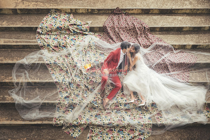 The castle yongma- Kohit wedding korea pre wedding 33