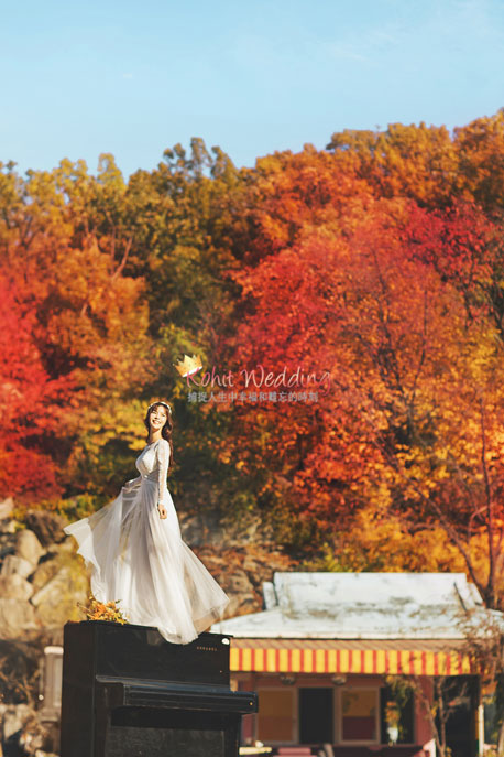 The castle yongma- Kohit wedding korea pre wedding 35a