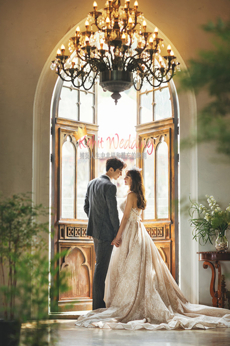 The castle yongma- Kohit wedding korea pre wedding 4