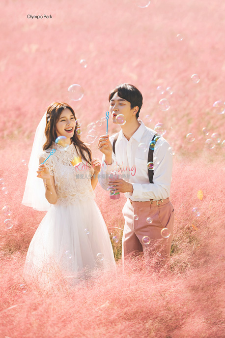 The castle yongma- Kohit wedding korea pre wedding 7