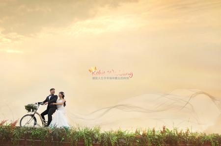 Lumiere Studio- Korea pre wedding photoshoot
