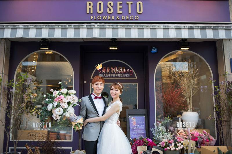 May studio korea prewedding photoshoot couple real photo