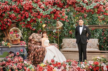 Gaeul studio with kohit wedding real couple shoot