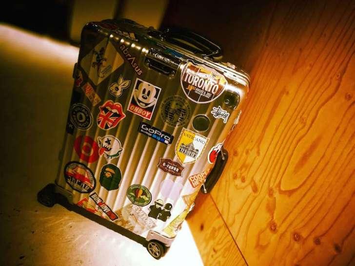 RIMOWA リモワ スーツケース ステッカー シール