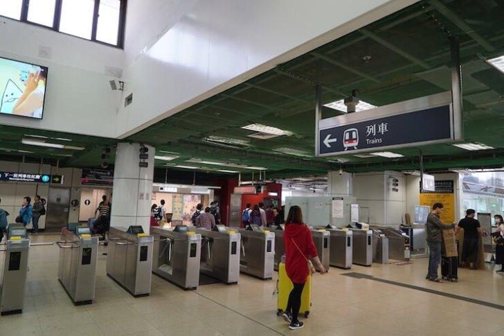 深センから香港国際空港への行き方 19