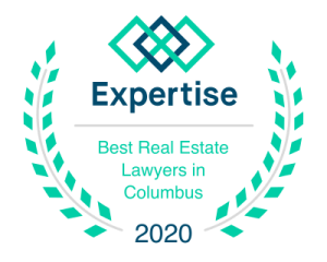 best real estate attorneys in columbus ohio award for kohl and cook law firm