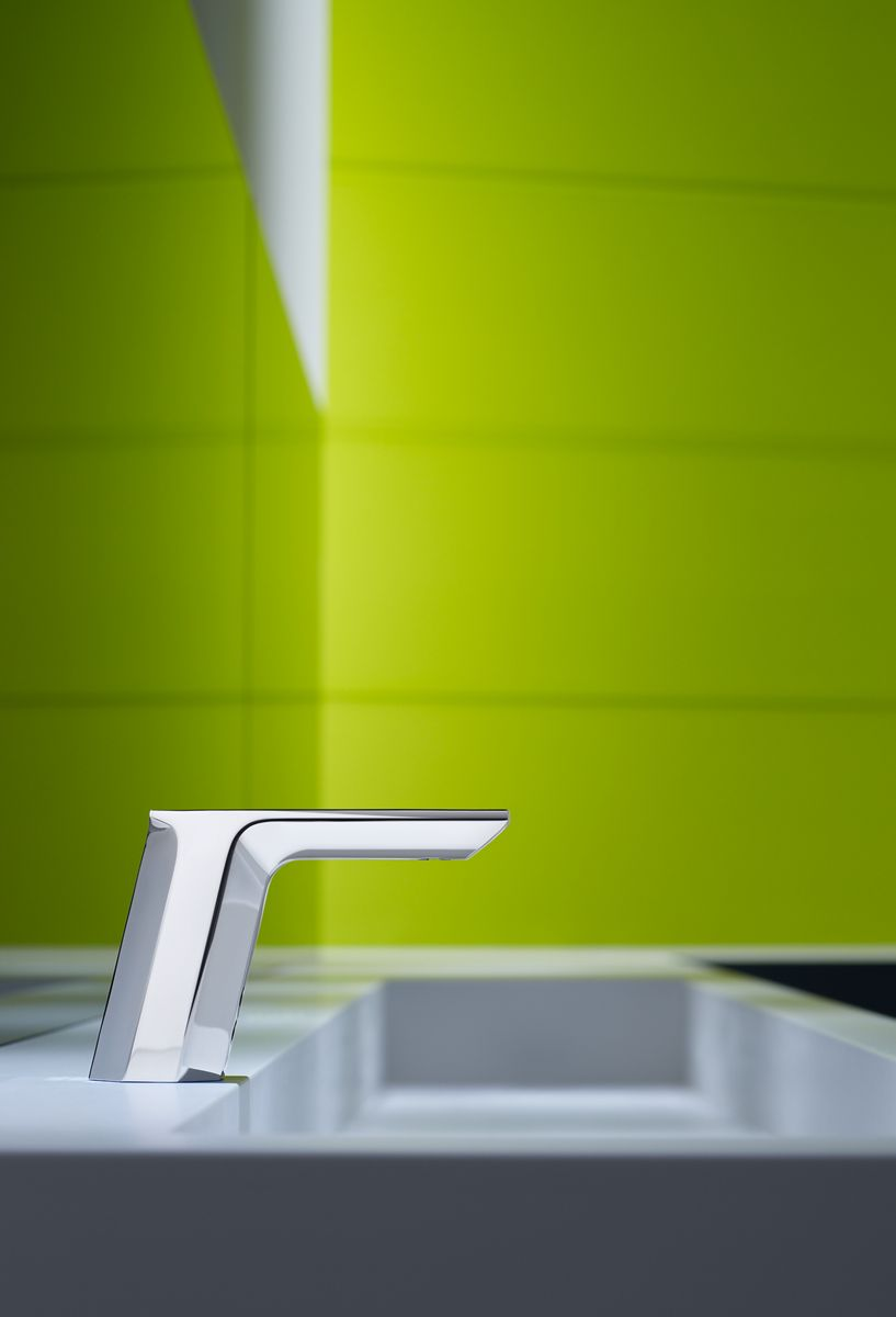 touchless faucets commercial bathroom