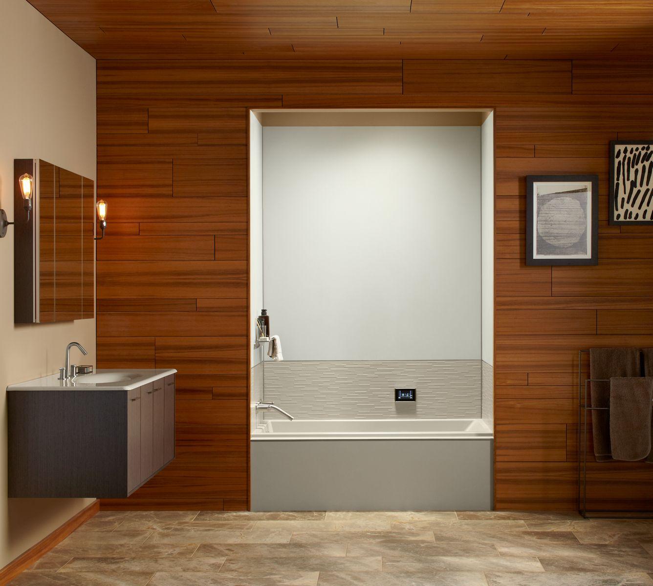 shower walls bathroom kohler