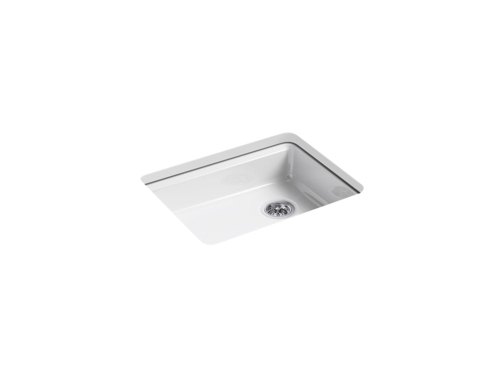 riverby undermount single bowl kitchen sink k 5479 5u kohler kohler