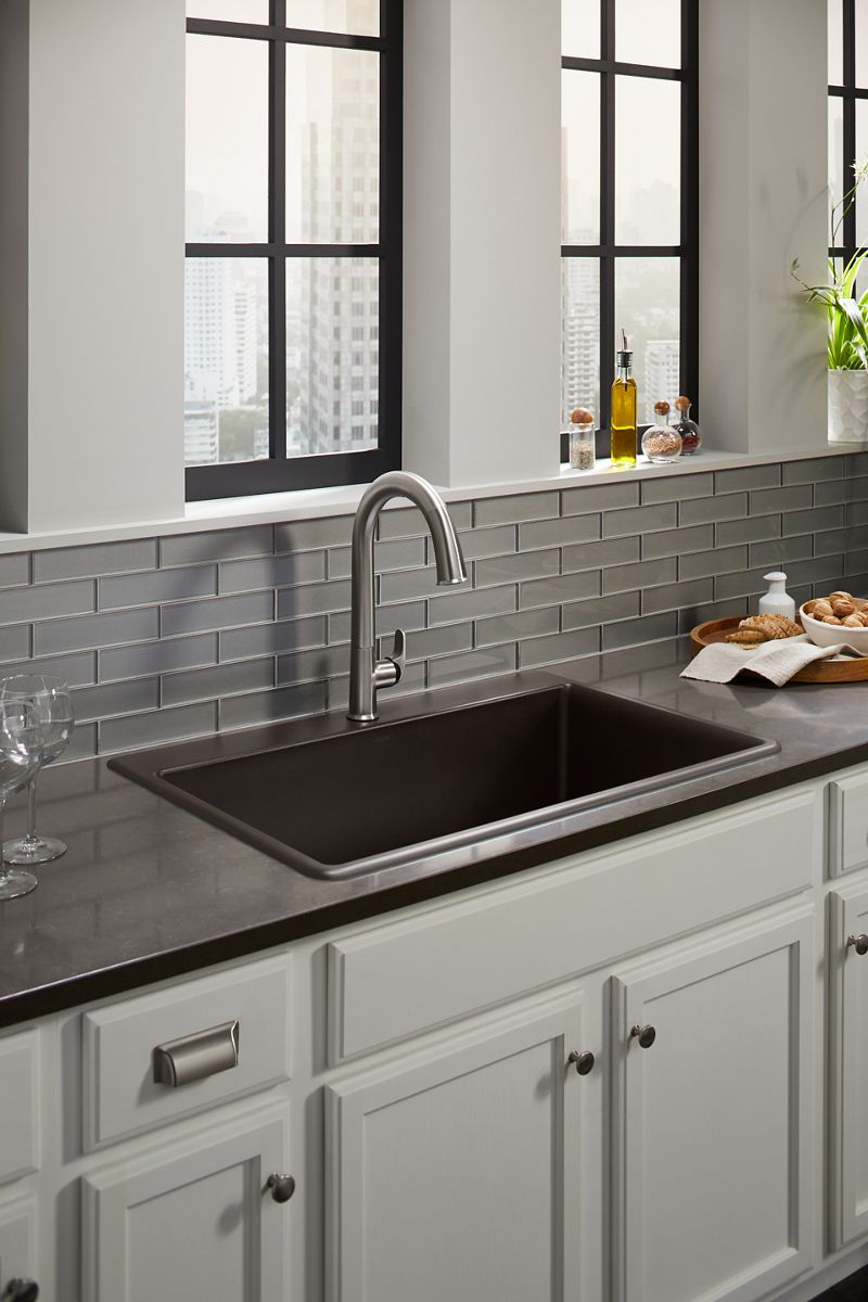 kitchen sinks farmhouse stainless