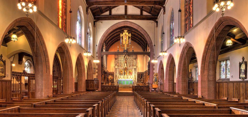The Parish Of All Saints Ashmont Kohler Ronan
