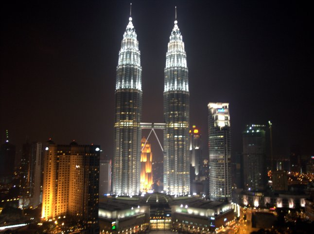 petronas-towers-at-night