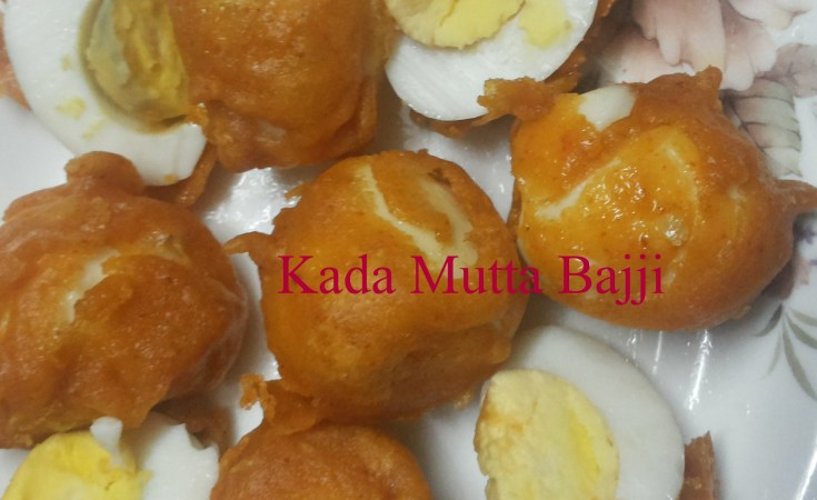 #KadaMuttaBajji followme@taleoftwotomatoes