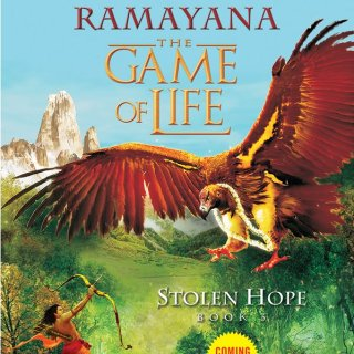 RAMAYANA – THE GAME OF LIFE : STOLEN HOPE (BOOK 3) (ENGLISH)