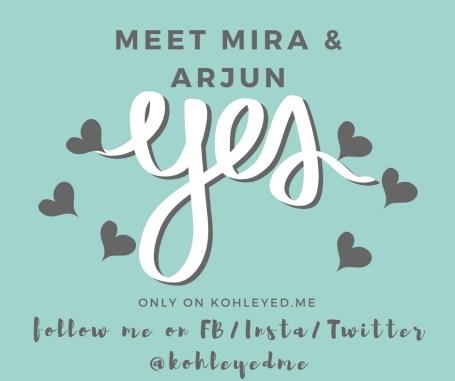 Meet Mira & Arjun