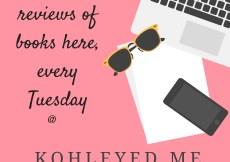 #kohleyedReviews Book Reviews
