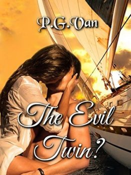 The Evil Twin Book Review - Book Blogger - P G Van