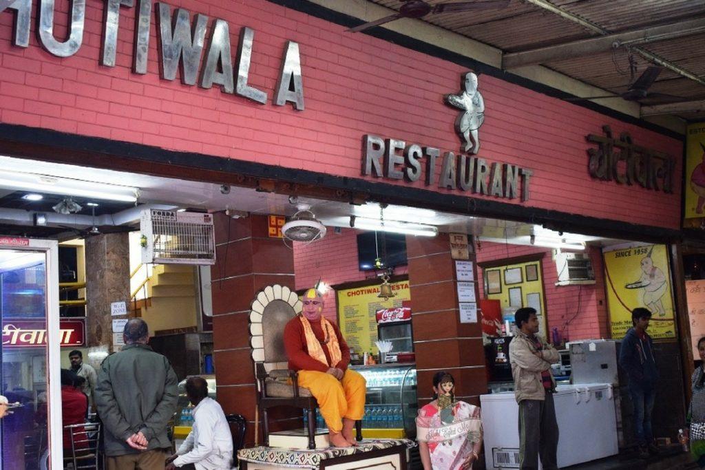 Chotiwala Restaurant Rishikesh Market