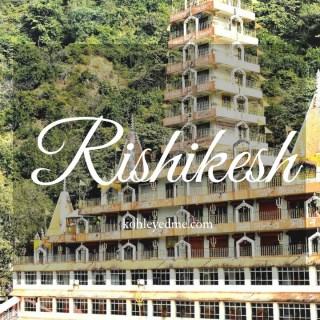 Rishikesh- Lakshman Jhula Temple - Rishikesh Temple -