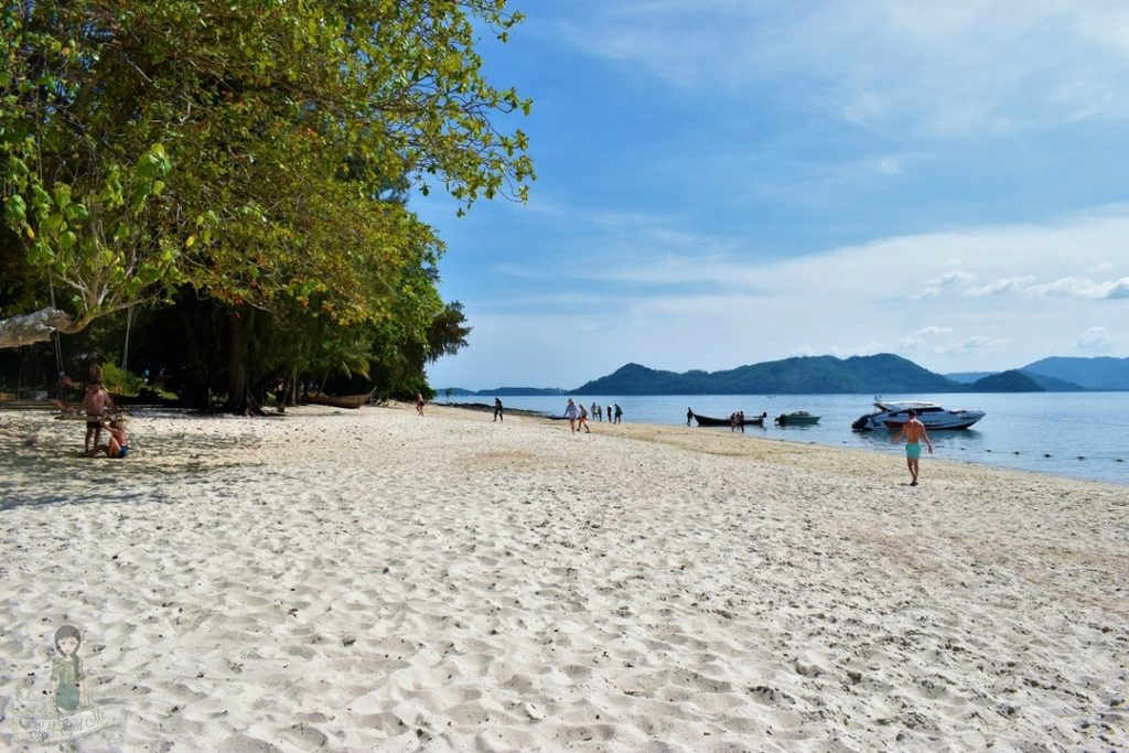 Lawa Island - James Bond Island tour