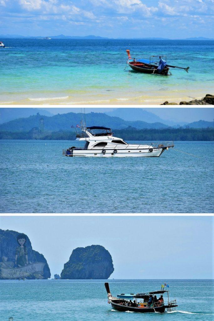 Unwind in Thailand - Boats in Thailand
