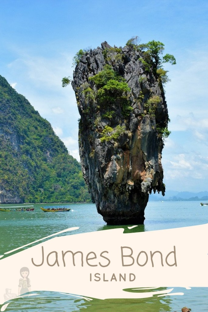 James Bond Island Pinterest - Thailand Island Hopping