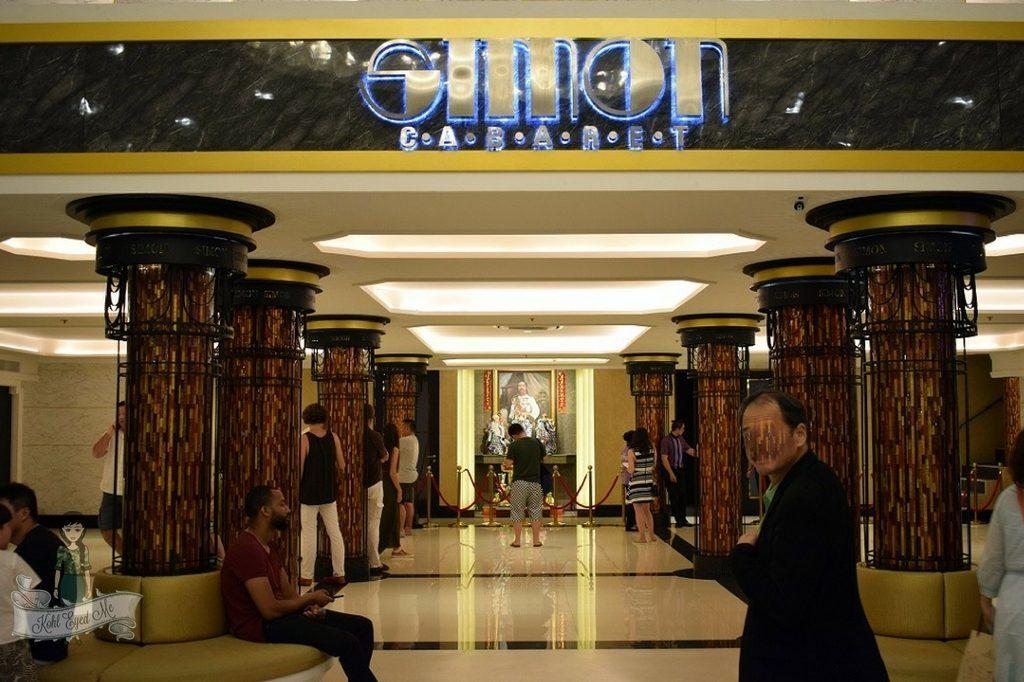 Simon Cabaret Theatre