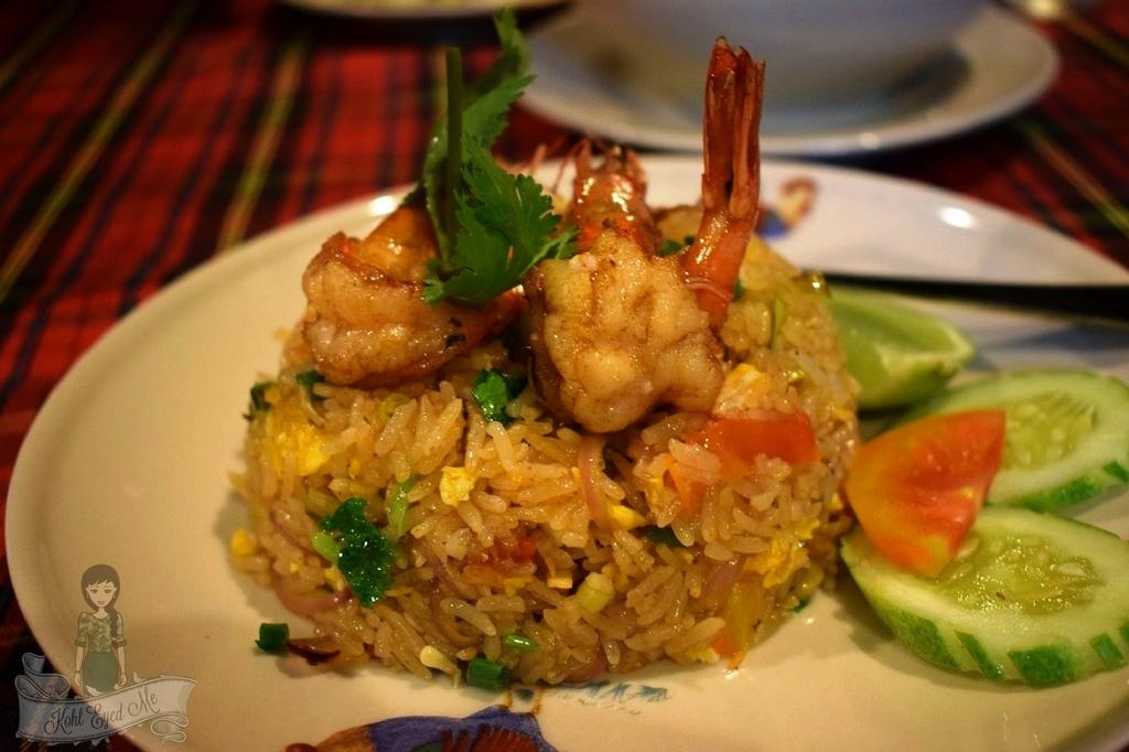 Ao Nang Food - Food in Krabi