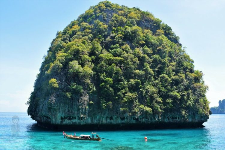 Loh Samah Bay Phi Phi Islands Thailand