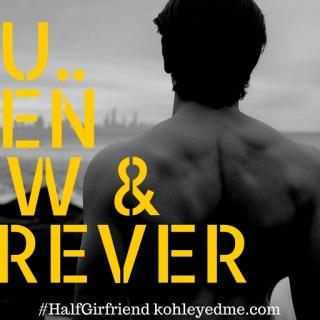 From your #HalfGirlfriend