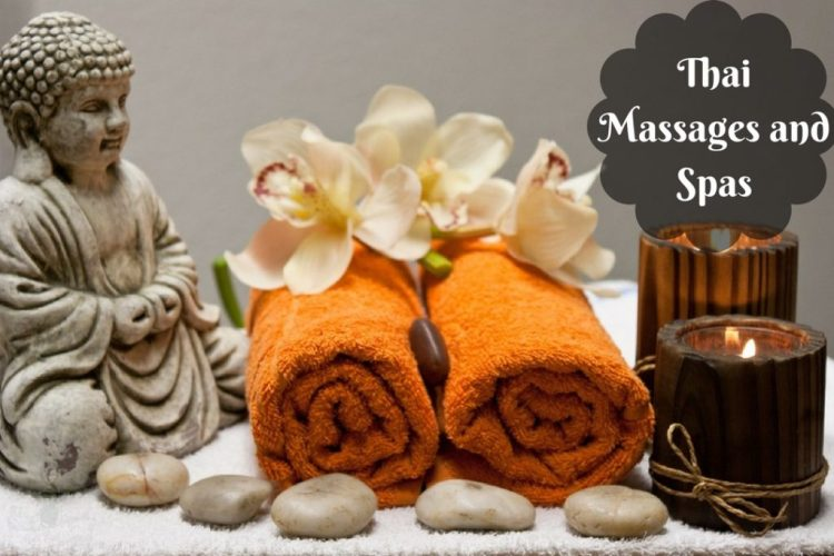 Thai Massage and Spa- Thailand Massages