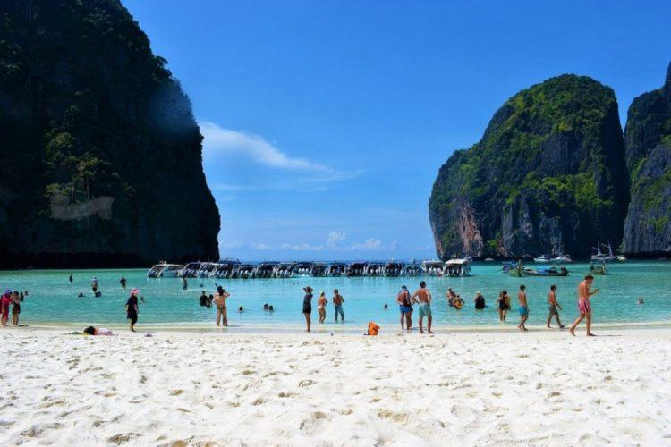 Maya Bay Thailand Images