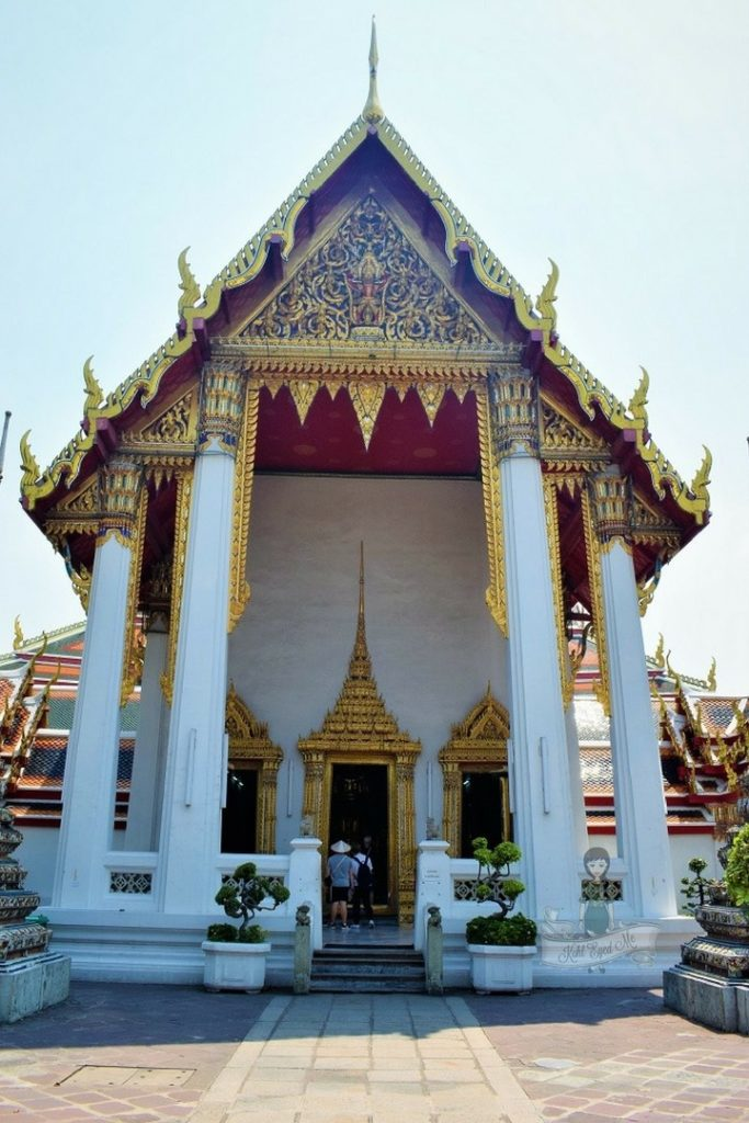 The Ornation Hall Wat Pho