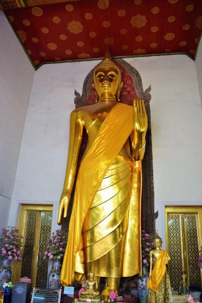 Phra Buddha Lokanat at Wat Pho