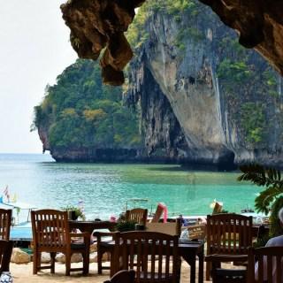 The Grotto, Rayavadee