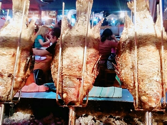 Grilled Fish Thai