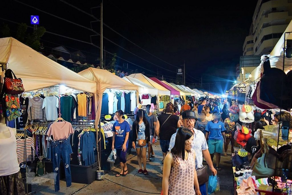 Walking Street, Weekend and Floating Market
