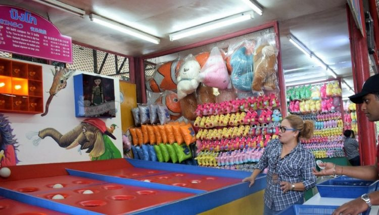 Games Safari World, Bangkok