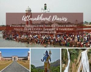 Uttarakhand Diaries kohleyedme.com