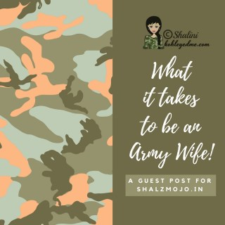 Army Wife - Life in the army
